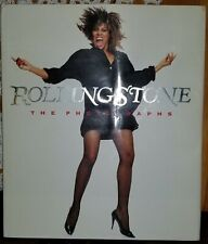 ROLLING STONE●THE PHOTOGRAPHS●1989●BEAUTIFUL COMPLETE COPY●OVER 100 PICTURES