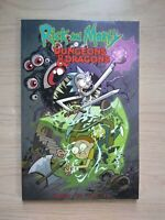 Rick and Morty vs. Dungeons & Dragons, Graphic Novel, English, Dan Harmon