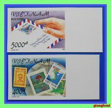 Vietnam Imperf Stamp day MNH NGAI