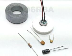 Yaesu MH 31 Extremo V1 Electret Mikrofon Umbau-Kit für Yaesu FT 817 / 818