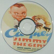 CRIME COM 090: JIMMY THE GENT (1934) Michael Curtiz, James Cagney, Bette Davis