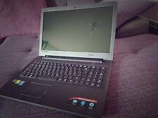 Lenovo 100-15 IBD 80QQ Notbook schwarz , kaum benutzt