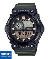 Casio Aeq-200w-3av reloj de pulsera para hombre es