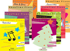 Faber Piano Adventures ShowTime (Level 2A) - Set of Eight Supplementary Books