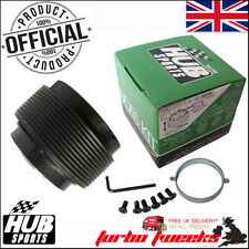 VW GOLF MKII MK2 (90-92 Large Spline) GOLF MK3 POLO STEERING WHEEL HUB BOSS KIT