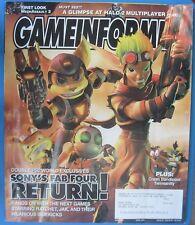 Game Informer April 2004 Sony's Fab Four Return! Crash Bandicoot Twinsanity