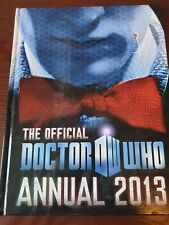 The Official Doctor Who Annual 2013