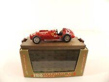 Brumm r126 • Ferrari 375 F.1 HP380 1951 • 1/43 jamais joué en boîte /boxed