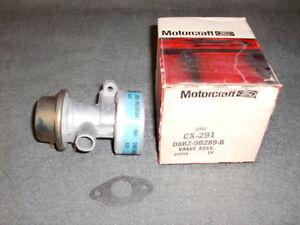 NOS Smog Valve 78 1979 1980 81 82 Ford Mustang/Fairmont/Pinto 2.3 Air Pump 2300