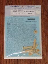 Belcher Bits 1/48 RAF Coastal Command 1500lb Mine 250lb Depth Charges New Sealed