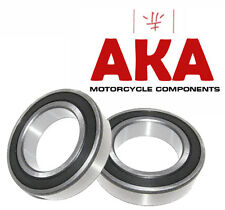 REAR WHEEL BEARINGS : KAWASAKI ZX6R 1998-2001 G1-G2/J1-J2