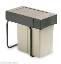 PATTUMIERA estraibile per rifiuti cucina 1 secchio grande da 21 L sottolavello ì