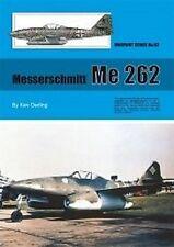 Warpaint Series No.93 - Messerschmitt ME 262            40 Pages         Book