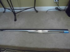 94-96 CADILLAC SEDAN DEVILLE LEFT REAR CHROME QUARTER PANEL TRIM MOLDING OEM