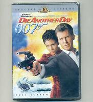 James Bond 007 Die Another Day 2002 DVD movie Pierce Brosnan, Halle Berry fullsc