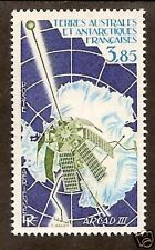 TAAF FRENCH ANTARCTIC 1981 ARCAD SATELLITE 1v MNH