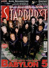 Starburst No.230 1997 FIRST LOOK AT JAMES BOND TOMORROW NEVER DIES