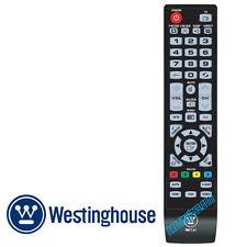 Westinghouse HD TV RMT-21 Remote Control for CW40T2RW CW40T6DW CW40T8GW DW46F1Y1