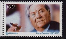 Germany 1996 Birth of Carlo Schmid, Politician SG 2750 MNH