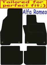 ALFA ROMEO MITO Su Misura Deluxe Tappetini Auto Di Qualità 2008-2017