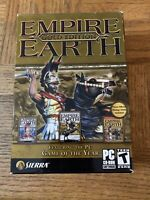 Empire Earth Gold Computer Game