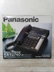 Panasonic EASA-PHONE KX-T2740~2 Line Integrated Phone System Answering Machine