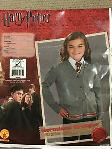 "Rubies Harry Potter ""Hermione Granger Sweater and Tie"" Childs Costume"