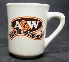 """A & W Roo tBeer stand Coffee Cup Special Blend Coffee  3.75"""""""