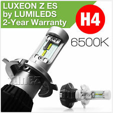 H4 LED Philips LUXEON Z ES Headlight White Car Headlamp Bulb Light Lumileds ET