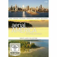 DVD Neuf - Aerial America  -Great Lakes C