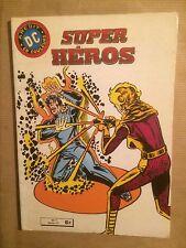 SUPER HEROS (Arédit DC en couleurs) - T7 : juillet 1980