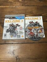 Killzone 3 (Sony PlayStation 3, 2011) - Complete
