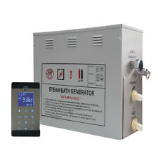 Dampfgenerator Dampferzeuger Dampfset Touchscreen USB Bluetooth 9KW GS08-117U