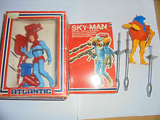 26209 Atlantic Sky Man dynatlon sparante box CAJA dañado sin estrenar