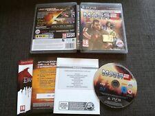 Mass Effect 2 Ps3 Perfetta Edizione Italiana Completa Disco a Specchio