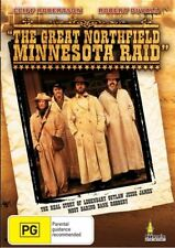 THE GREAT NORTHFIELD MINNESOTA RAID : NEW DVD