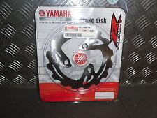 YAMAHA AEROX 2000> WAVY BRAKE DISC NEW IN PACKET (S)