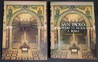 Libro - Carlo Pietrangeli - San Paolo fuori le Mura
