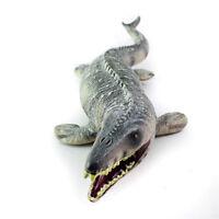Lifelike Shape Animal Mosasaurus Dinosaur Model Kids Props Room Toy 45CM