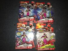 Power Rangers Dino Super Charge Pink Ranger lot New