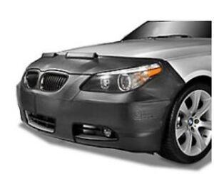 Colgan Front End Mask Bra 2pc. Fits BMW 335i Conv. & Cpe 2007-2010 W/Lic.Plate