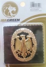 Authentic New German Armed Forces Badge For Military Proficiency, Gold, US Issue