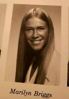 Marilyn Chambers Senior High School Yearbook 1970 Adult Film Icon Insatiable