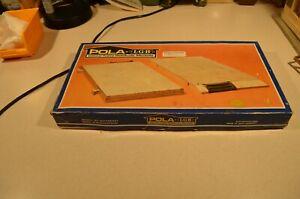 Pola LGB 904 Station base plate set.in original box.