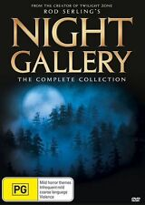 Night Gallery: The Complete Collection = NEW DVD R4