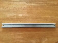 New listing 1 x Kenlin Trak Ii metal track (length you need), with Usps track #