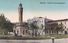 TURKEY - Izmir Smyrne - Palais Governemental