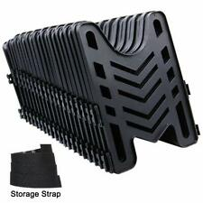 20ft Sewer Hose Support with Durable Storage Strap for Camper Trailer Sewage