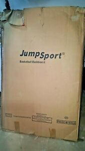 JUMPSPORT CLASSIC PROFLEX BASKETBALL BACKBOARD  FOR TRAMPOLINES