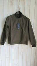 Fred Perry Zip Cotton Regular Size Coats & Jackets for Men